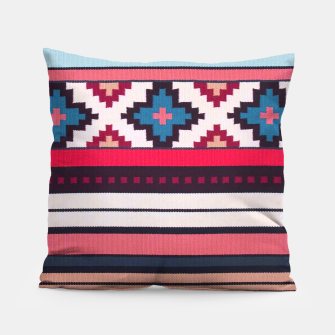 V32 Anthropologie Boho Moroccan Design. Pillow obraz miniatury