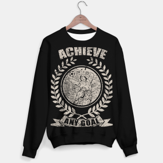 Thumbnail image of Achieve Any Goal Sweater regular, Live Heroes