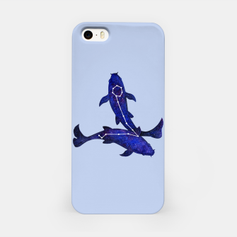 Thumbnail image of Astrological sign pisces constellation iPhone Case, Live Heroes