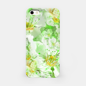 Thumbnail image of Light Floral Collage iPhone Case, Live Heroes