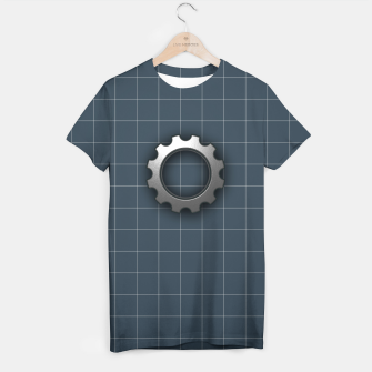 Thumbnail image of industrial T-shirt, Live Heroes