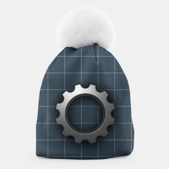 Thumbnail image of industrial Beanie, Live Heroes