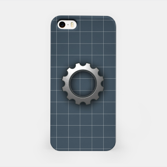 Thumbnail image of industrial iPhone Case, Live Heroes