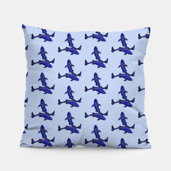 Miniatur Astrological sign pisces constellation pattern Pillow, Live Heroes