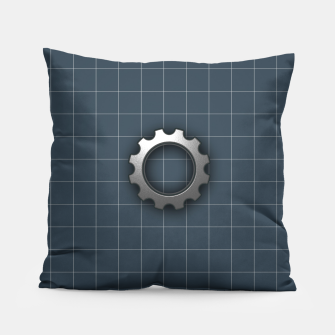 Thumbnail image of industrial Pillow, Live Heroes