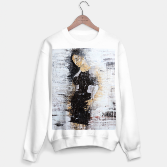 "Thumbnail image of ""1206 abstract fashion series"" Sweater regular, Live Heroes"