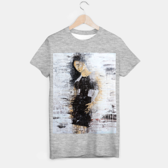 "Thumbnail image of ""1206 abstract fashion series"" T-shirt regular, Live Heroes"