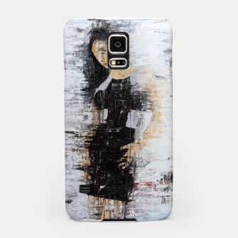 "Thumbnail image of ""1206 abstract fashion series"" Samsung Case, Live Heroes"