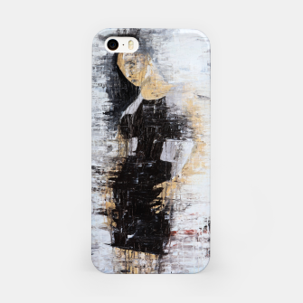 "Thumbnail image of ""1206 abstract fashion series"" iPhone Case, Live Heroes"