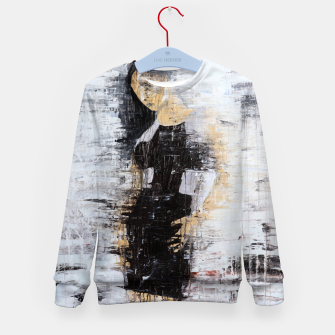 "Thumbnail image of ""1206 abstract fashion series"" Kid's sweater, Live Heroes"