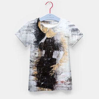 "Thumbnail image of ""1206 abstract fashion series"" Kid's t-shirt, Live Heroes"