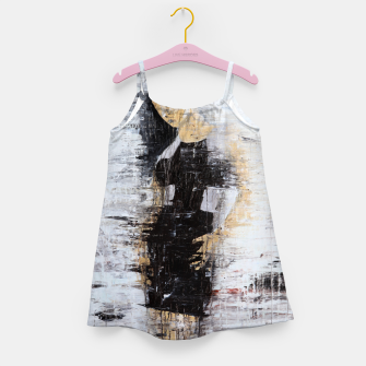 "Thumbnail image of ""1206 abstract fashion series"" Girl's dress, Live Heroes"