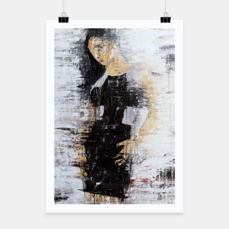 "Thumbnail image of ""1206 abstract fashion series"" Poster, Live Heroes"