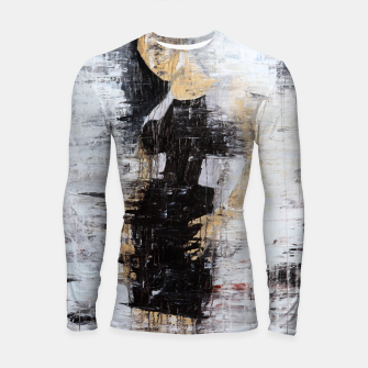 "Thumbnail image of ""1206 abstract fashion series"" Longsleeve rashguard , Live Heroes"