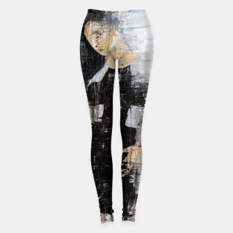 "Thumbnail image of ""1206 abstract fashion series"" Leggings, Live Heroes"