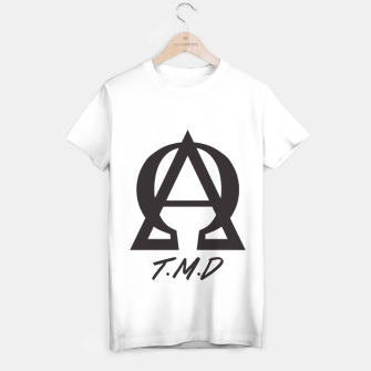 Thumbnail image of T.M.D - Finance T-shirt, Live Heroes