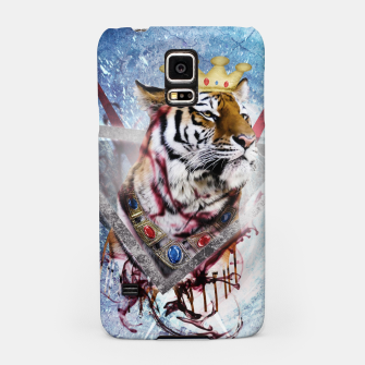 Thumbnail image of Real Kings wear Stripes Handyhülle für Samsung, Live Heroes
