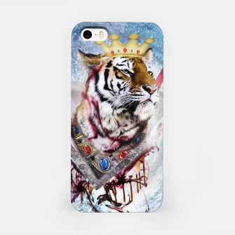 Thumbnail image of Real Kings wear Stripes iPhone-Hülle, Live Heroes
