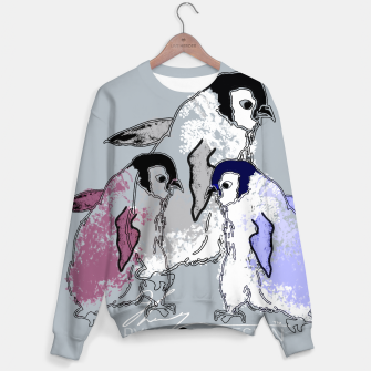 Thumbnail image of PINGUINS  Cotton sweater, Live Heroes