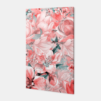 Thumbnail image of flowers and birds Canvas, Live Heroes