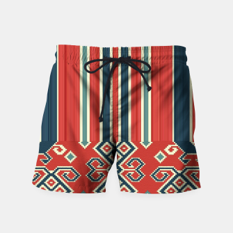 Miniature de image de Kuf One Swim Shorts, Live Heroes