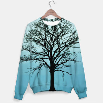 Thumbnail image of Beautiful tree Cotton sweater, Live Heroes