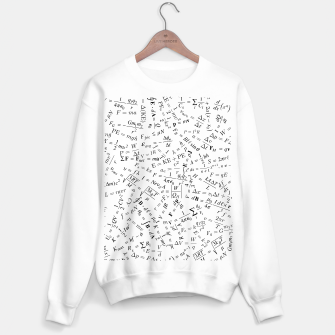Thumbnail image of Equation Overload II Sweater regular, Live Heroes