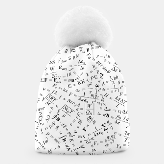 Thumbnail image of Equation Overload II Beanie, Live Heroes