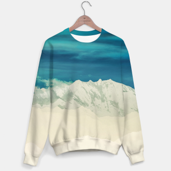 Thumbnail image of Blue Mountain Cotton sweater, Live Heroes