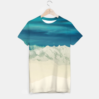 Thumbnail image of Blue Mountain T-shirt, Live Heroes