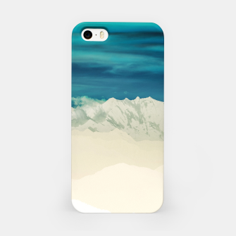 Thumbnail image of Blue Mountain iPhone Case, Live Heroes