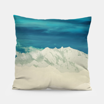 Thumbnail image of Blue Mountain Pillow, Live Heroes