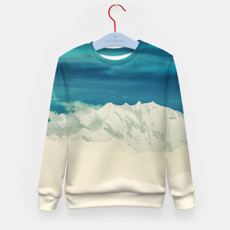 Thumbnail image of Blue Mountain Kid's sweater, Live Heroes