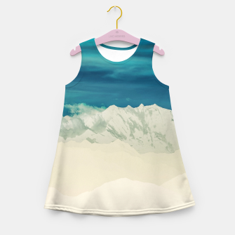 Thumbnail image of Blue Mountain Girl's summer dress, Live Heroes