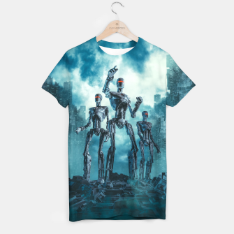 Thumbnail image of The Patrol T-shirt, Live Heroes