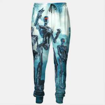 Thumbnail image of The Patrol Cotton sweatpants, Live Heroes