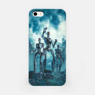Thumbnail image of The Patrol iPhone Case, Live Heroes