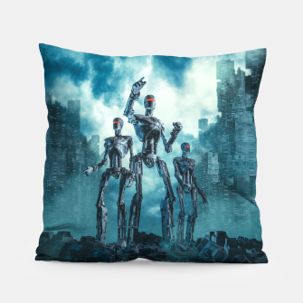 Thumbnail image of The Patrol Pillow, Live Heroes