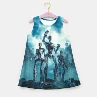 Thumbnail image of The Patrol Girl's summer dress, Live Heroes