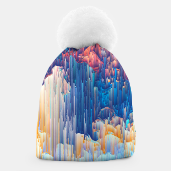 Thumbnail image of Glitches in the Clouds Beanie, Live Heroes