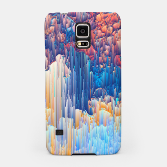 Thumbnail image of Glitches in the Clouds Samsung Case, Live Heroes