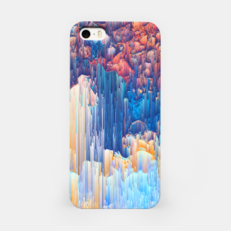 Thumbnail image of Glitches in the Clouds iPhone Case, Live Heroes