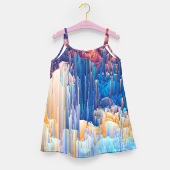 Thumbnail image of Glitches in the Clouds Girl's dress, Live Heroes
