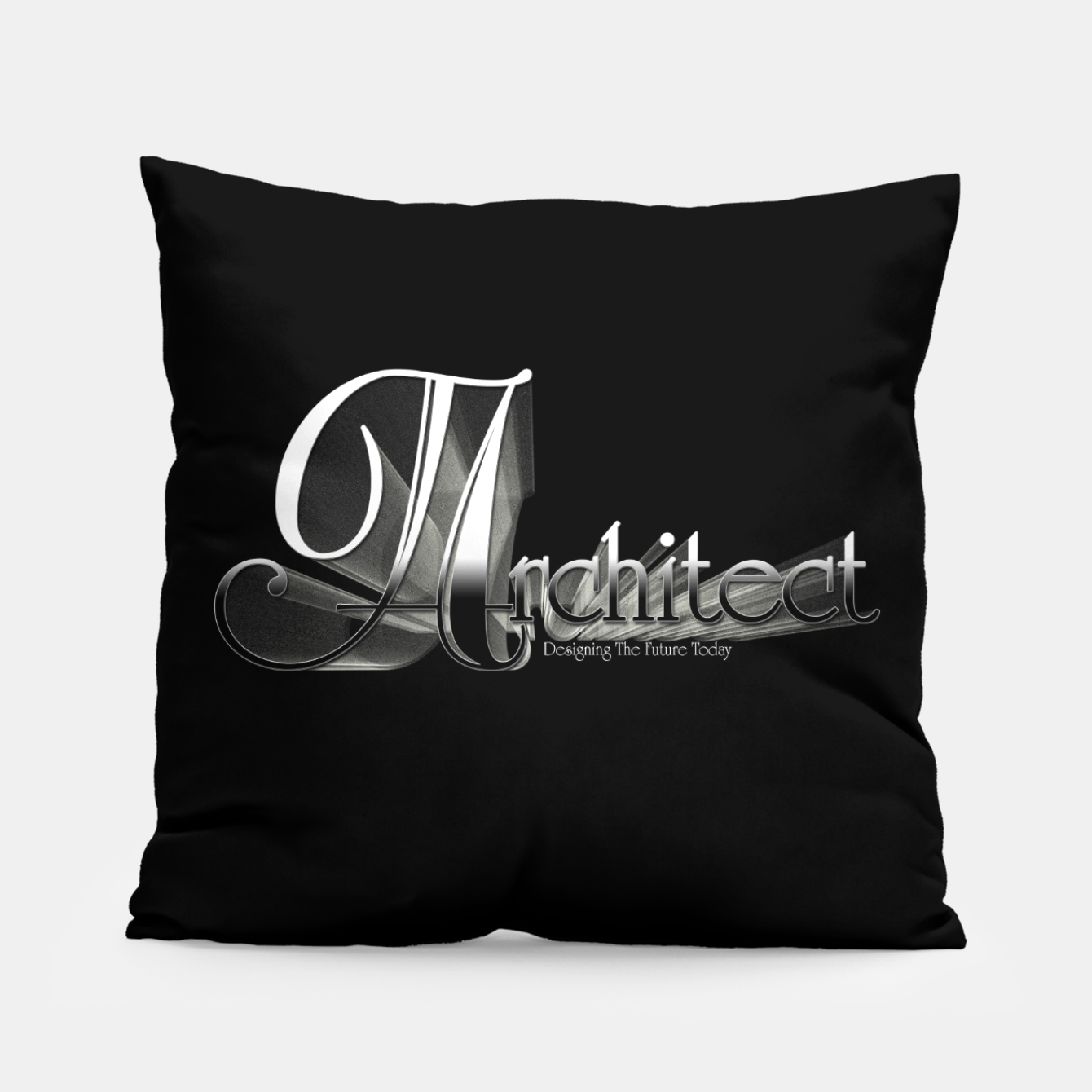 Image of Architect Pillow - Live Heroes