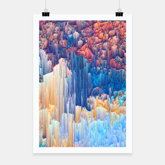 Thumbnail image of Glitches in the Clouds Poster, Live Heroes