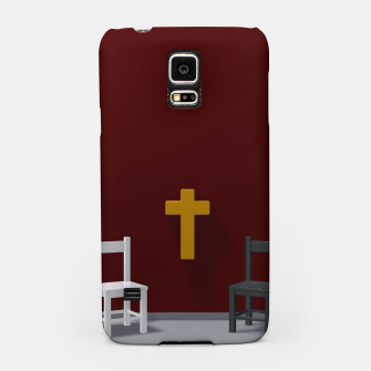 Thumbnail image of christian cross Samsung Case, Live Heroes
