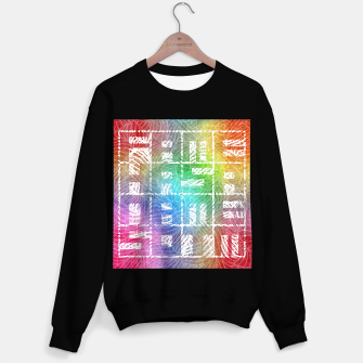 famehasanamesotm Sweater regular thumbnail image