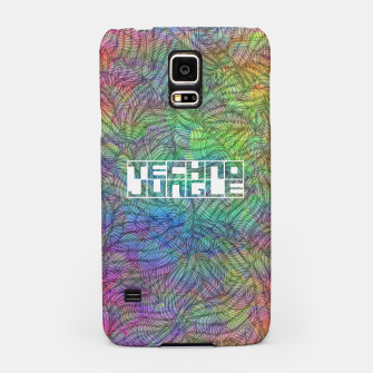 Techno Jungle Samsung Case thumbnail image