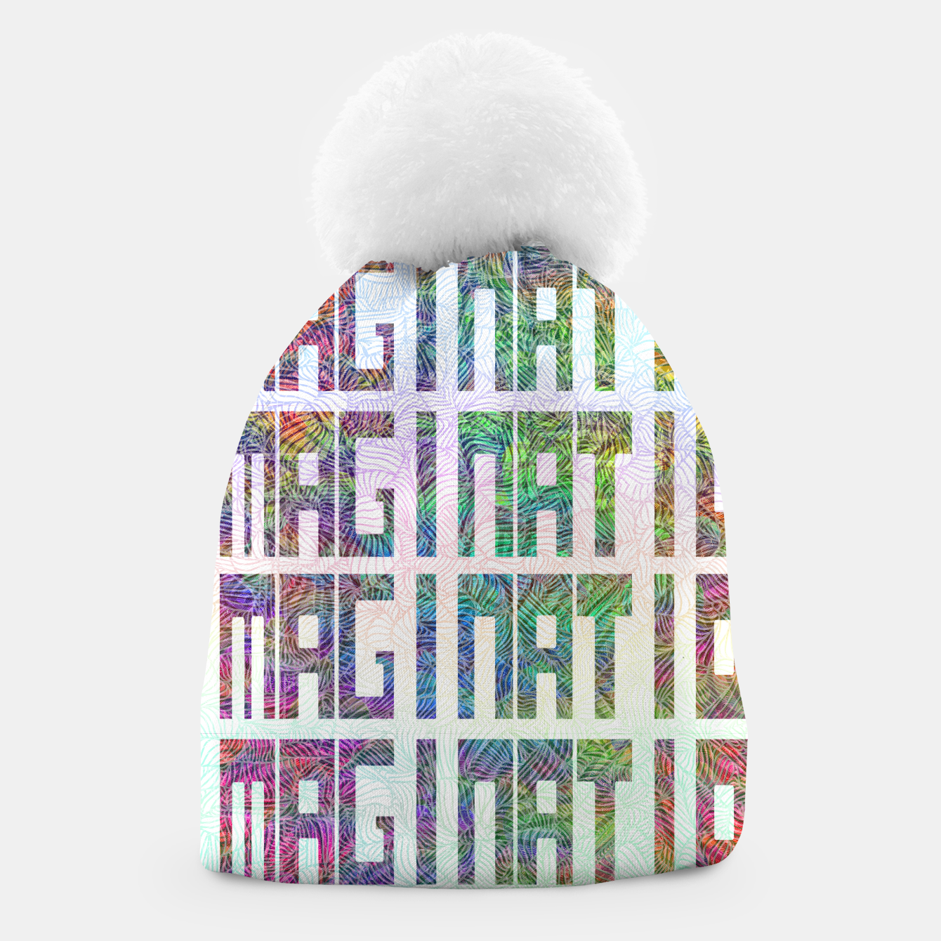 Image of Imagination Beanie - Live Heroes