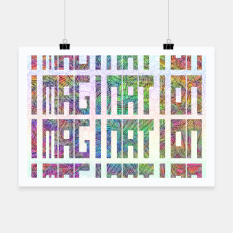 Thumbnail image of Imagination Poster, Live Heroes